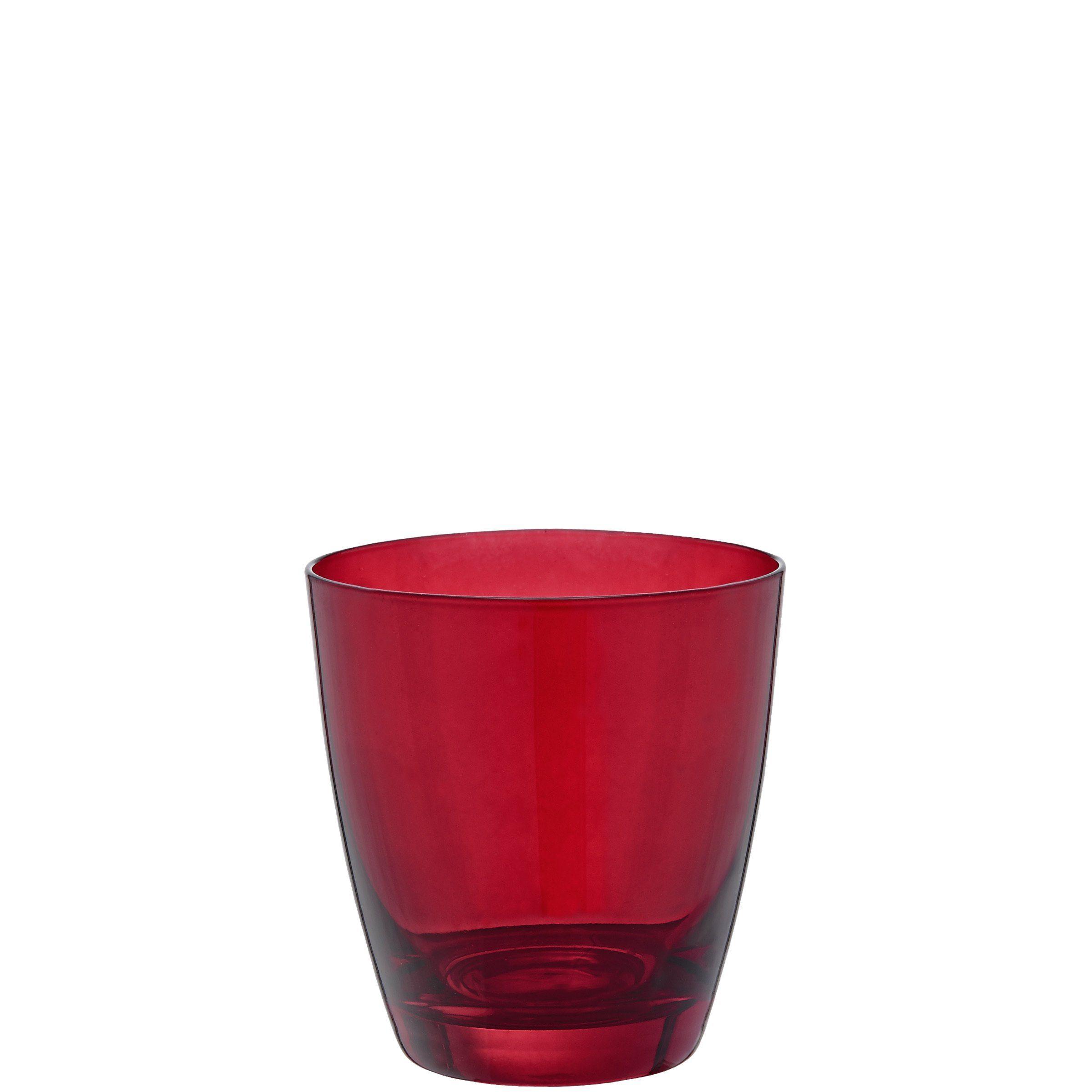BUTLERS RUBIN »Trinkglas«