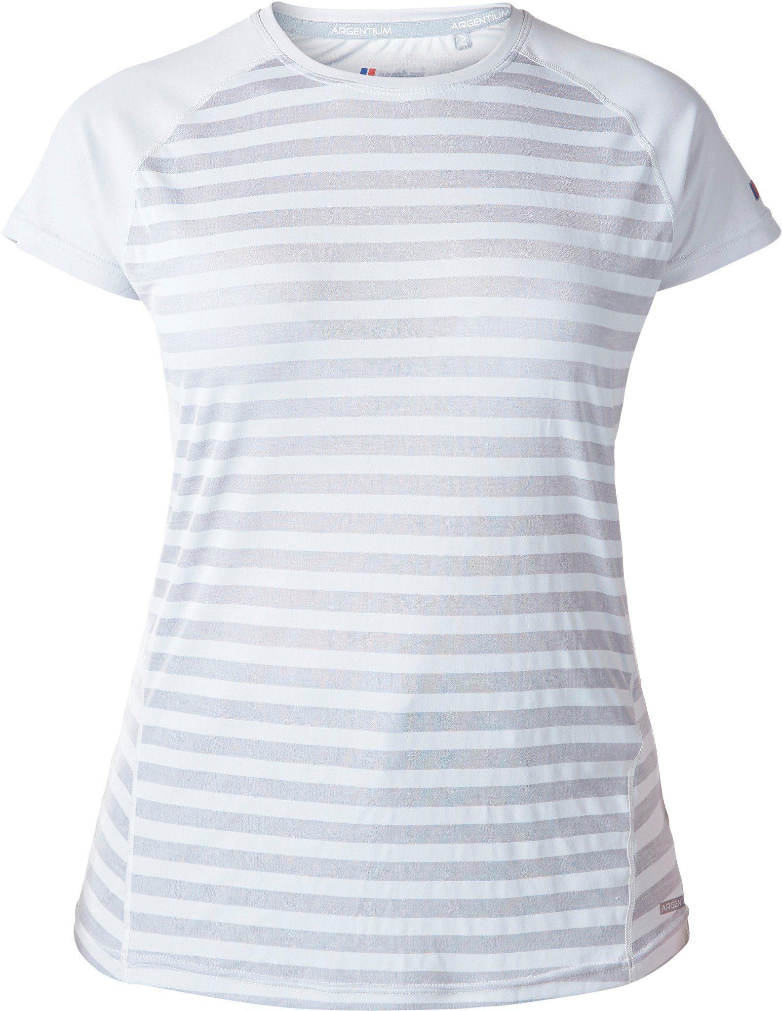 Berghaus T-Shirt »Stripe II SS Crew Baselayer Women«