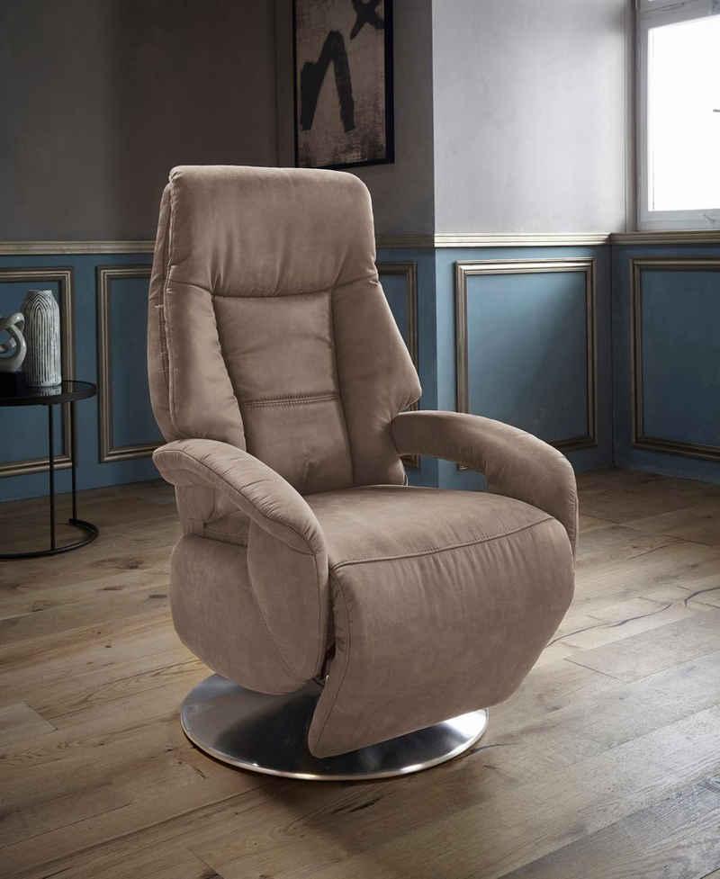 Places of Style TV-Sessel »Launceston«, in Größe L, wahlweise mit Motor und Aufstehhilfe