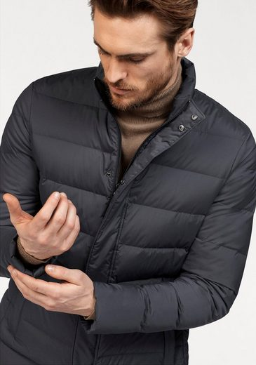 Class International Kurzmantel, Ultraleichte Daunensteppjacke