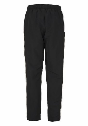 Pantalon Performance Adidas Pantalon Tissé Homme, Avec Des Bandes Appliquées