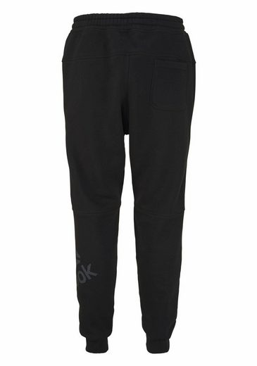 Reebok Jogginghose WORKOUT READY BIG LOGO COTTON PANT