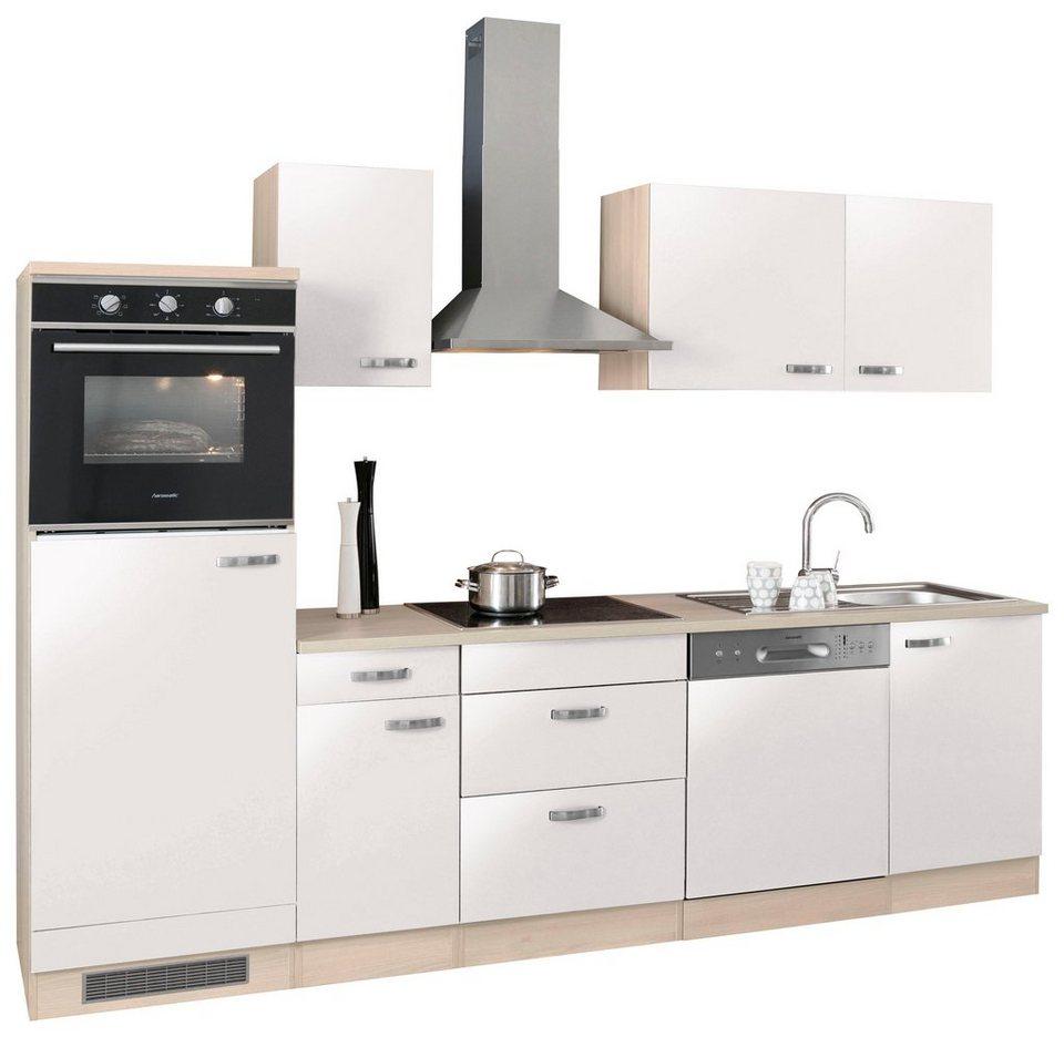 OPTIFIT Küchenzeile ohne E-Geräte »Faro«, Breite 270 cm online ...