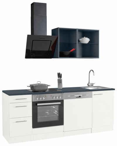 Miniküche mit backofen  Singleküche & Miniküchen online kaufen | OTTO