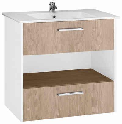 Aufsatzwaschbecken mit unterschrank stehend  Waschtisch online kaufen » Waschbecken mit Unterschrank | OTTO