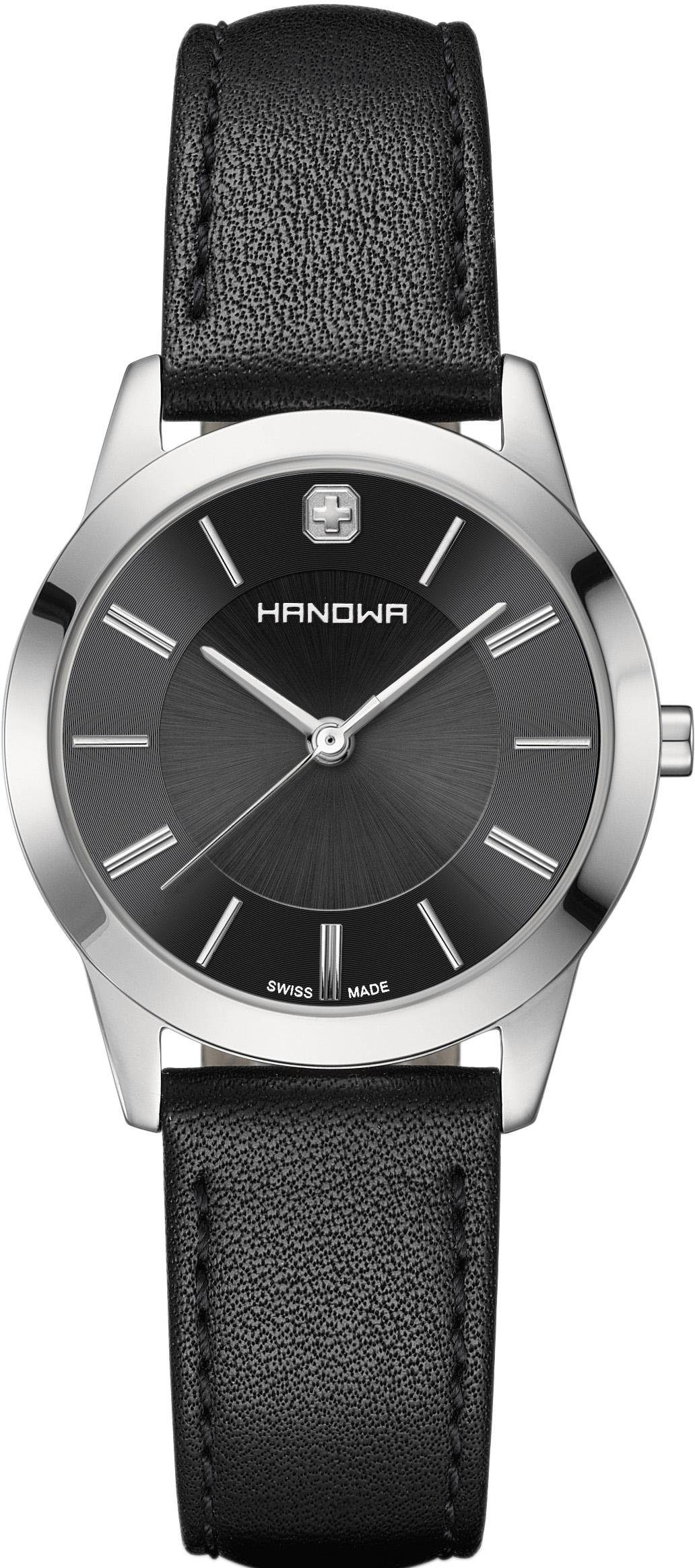 Hanowa Schweizer Uhr »ELEMENTS, 16-6042.04.007«