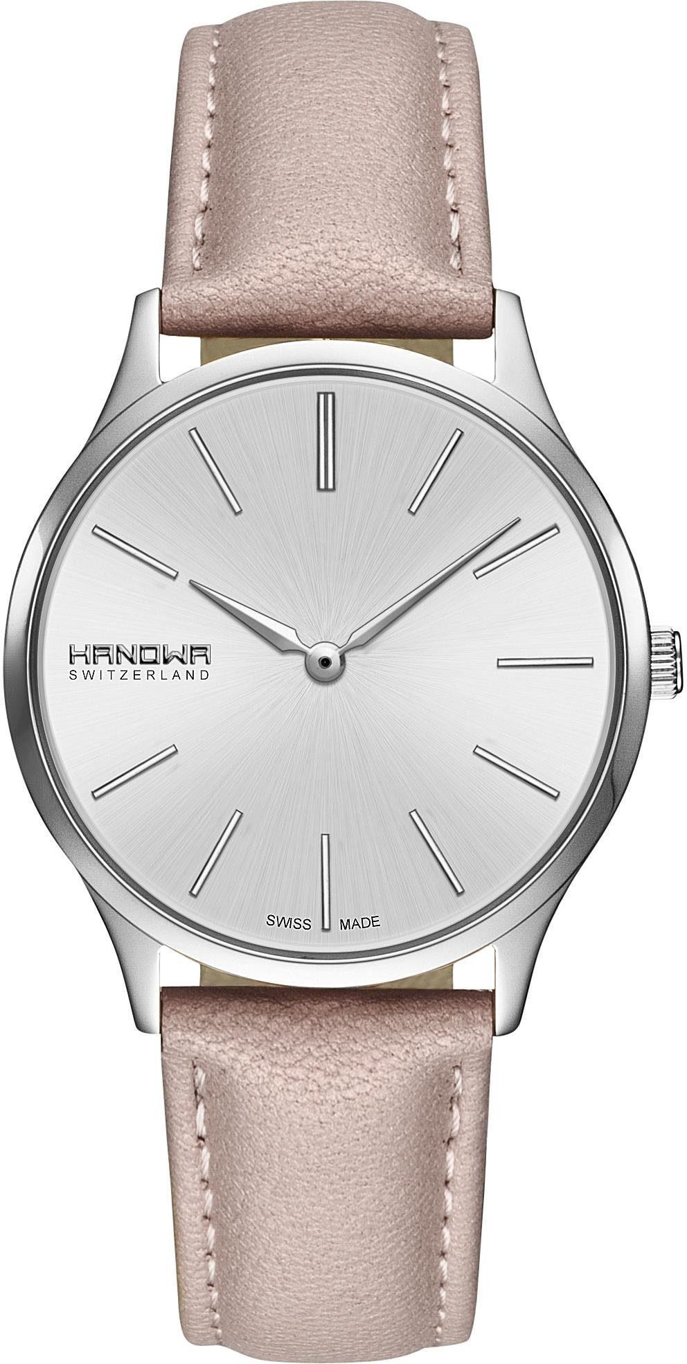 Hanowa Schweizer Uhr »PURE, 16-6060.04.001.10«