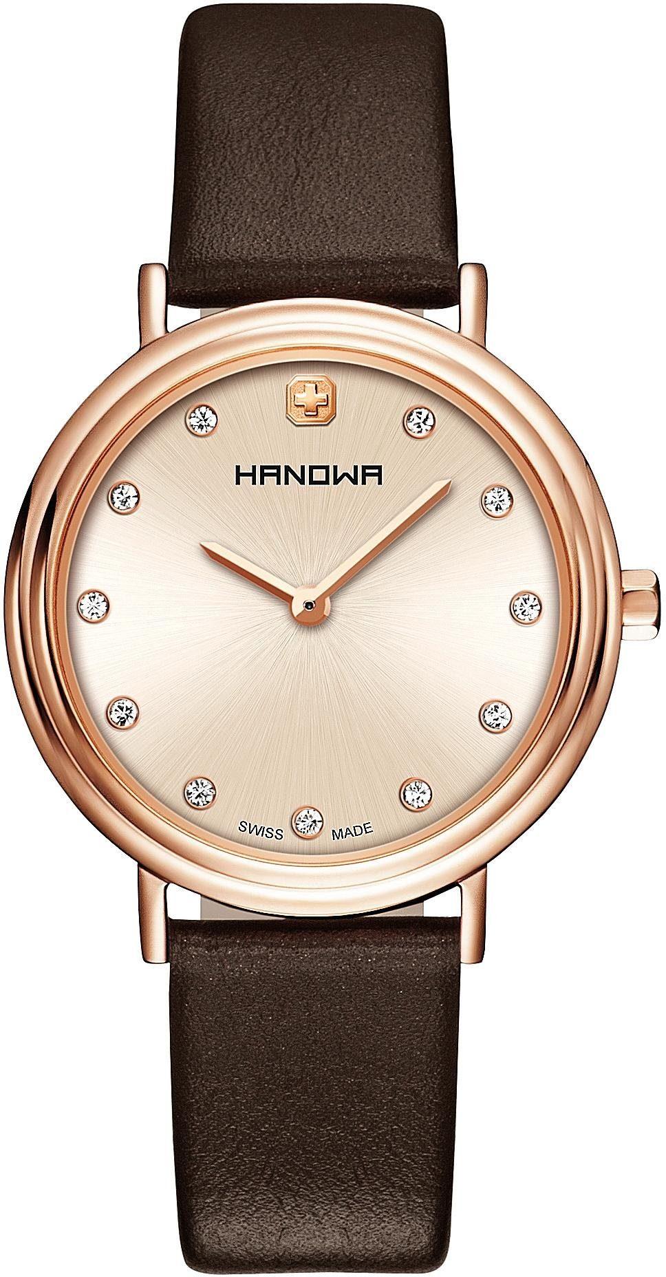 Hanowa Schweizer Uhr »GINA, 16-6063.09.002«