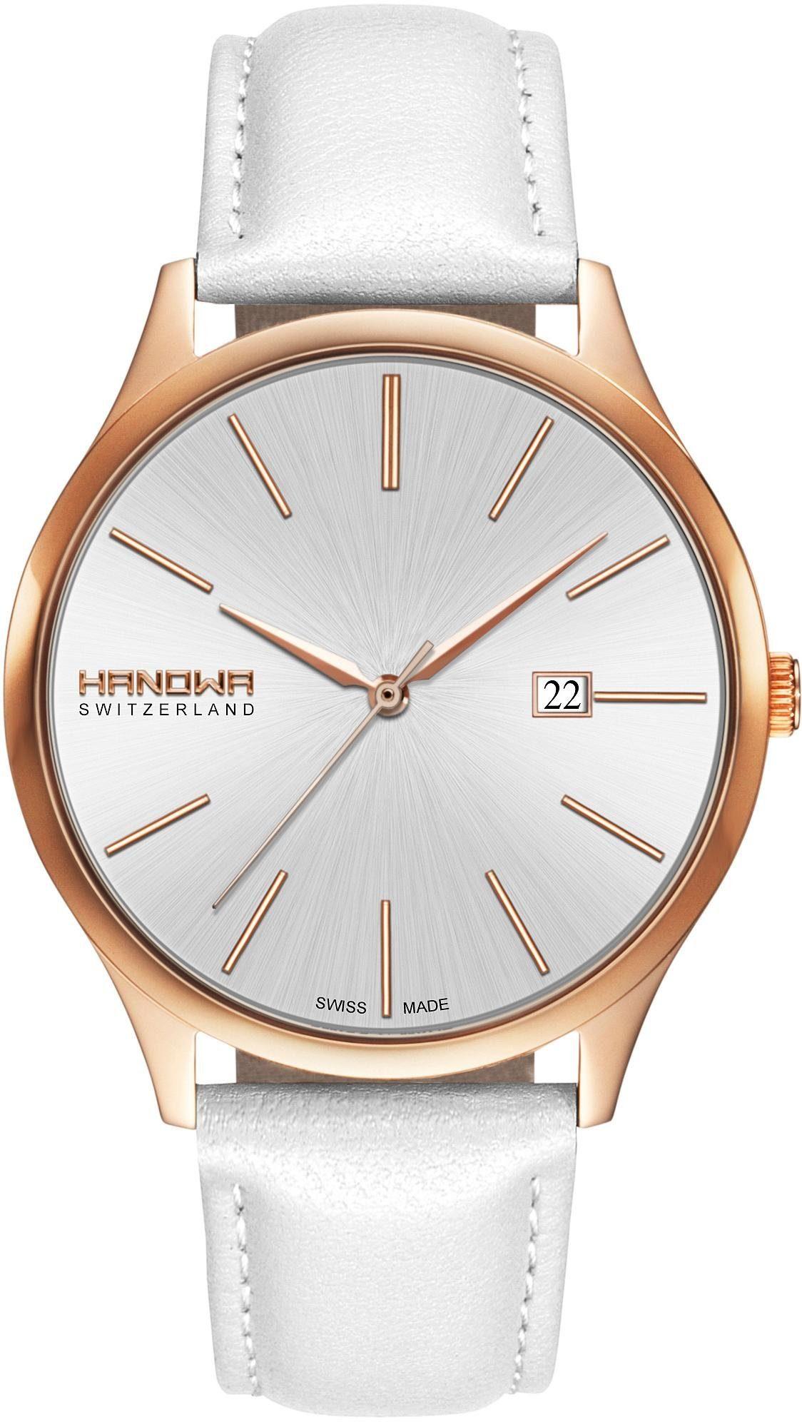Hanowa Schweizer Uhr »PURE, 16-4060.09.001«