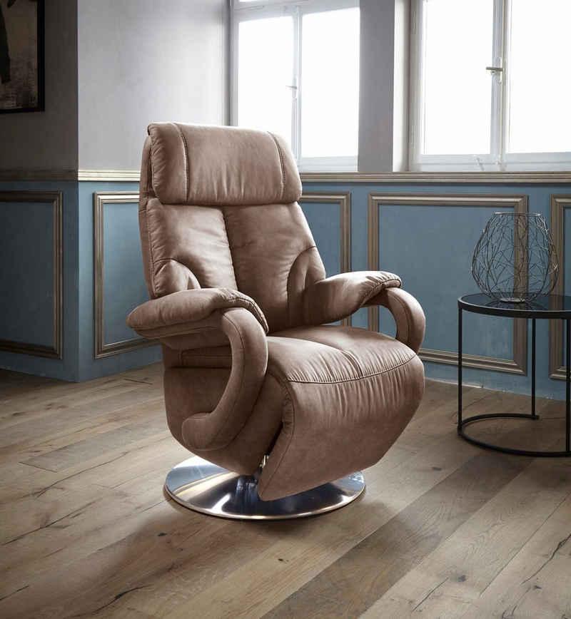 Places of Style TV-Sessel »Gisborne«, in Größe M, wahlweise mit Motor und Aufstehhilfe