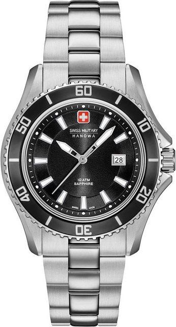 Swiss Military Hanowa Schweizer Uhr »NAUTILA LADY, 6-7296.04.007«   Uhren > Schweizer Uhren   Swiss Military Hanowa