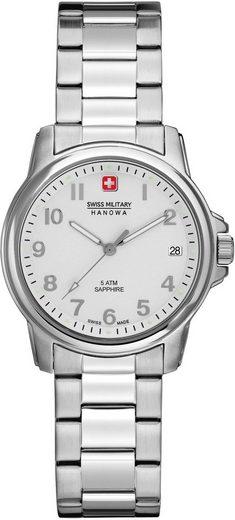 Swiss Military Hanowa Schweizer Uhr »SWISS SOLDIER LADY PRIME, 6-7231.04.001«