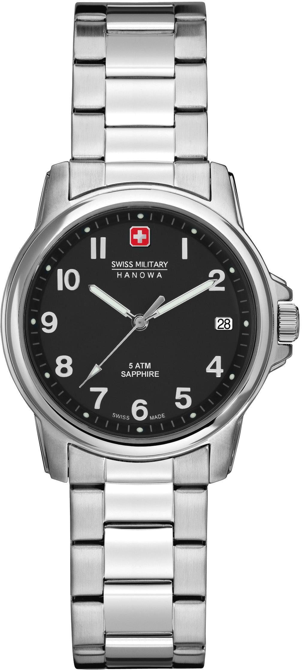 Swiss Military Hanowa Schweizer Uhr »SWISS SOLDIER LADY PRIME, 6-7231.04.007«