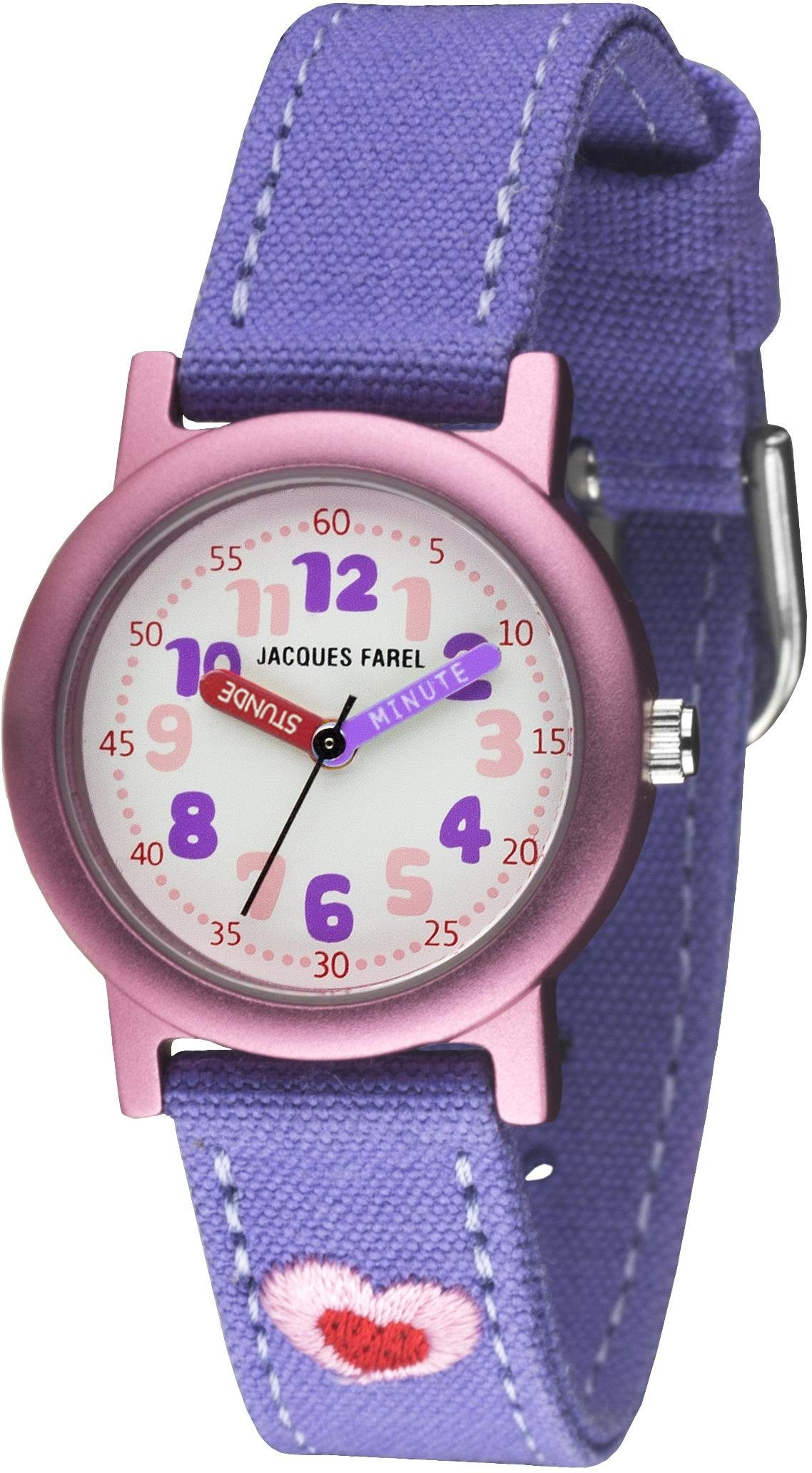 Jacques Farel Quarzuhr »ORG 9999«