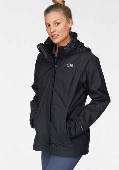 The north face jacke damen 3 in 1