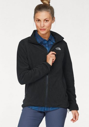 The North Face 3-in-1-Funktionsjacke EVOVLE II TRICLIMATE, inkl. Fleecejacke