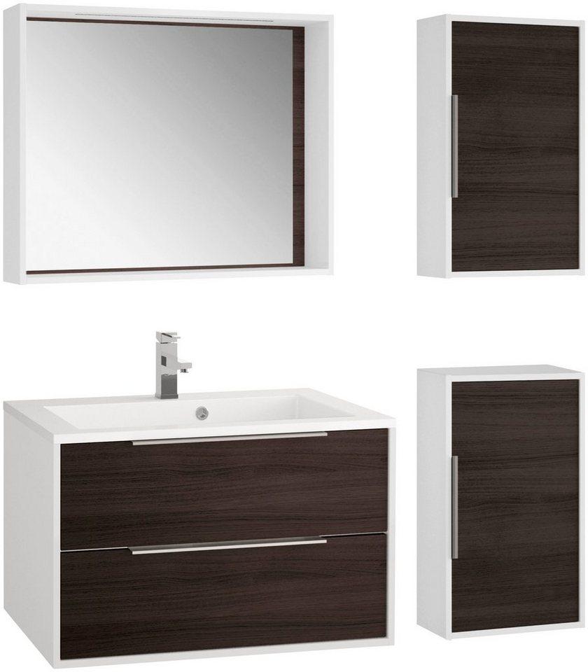 badm bel set edge gesamtbreite 150 cm 5 tlg otto. Black Bedroom Furniture Sets. Home Design Ideas