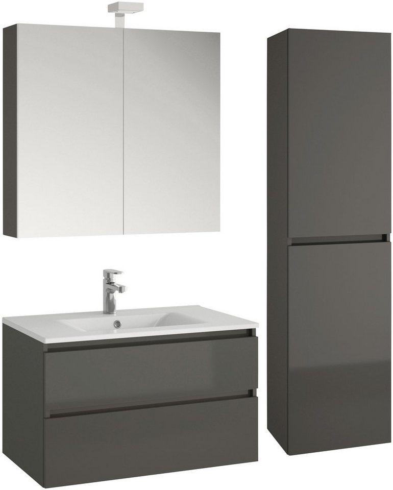 allibert badm bel set alma gesamtbreite 150 cm 4 tlg online kaufen otto. Black Bedroom Furniture Sets. Home Design Ideas