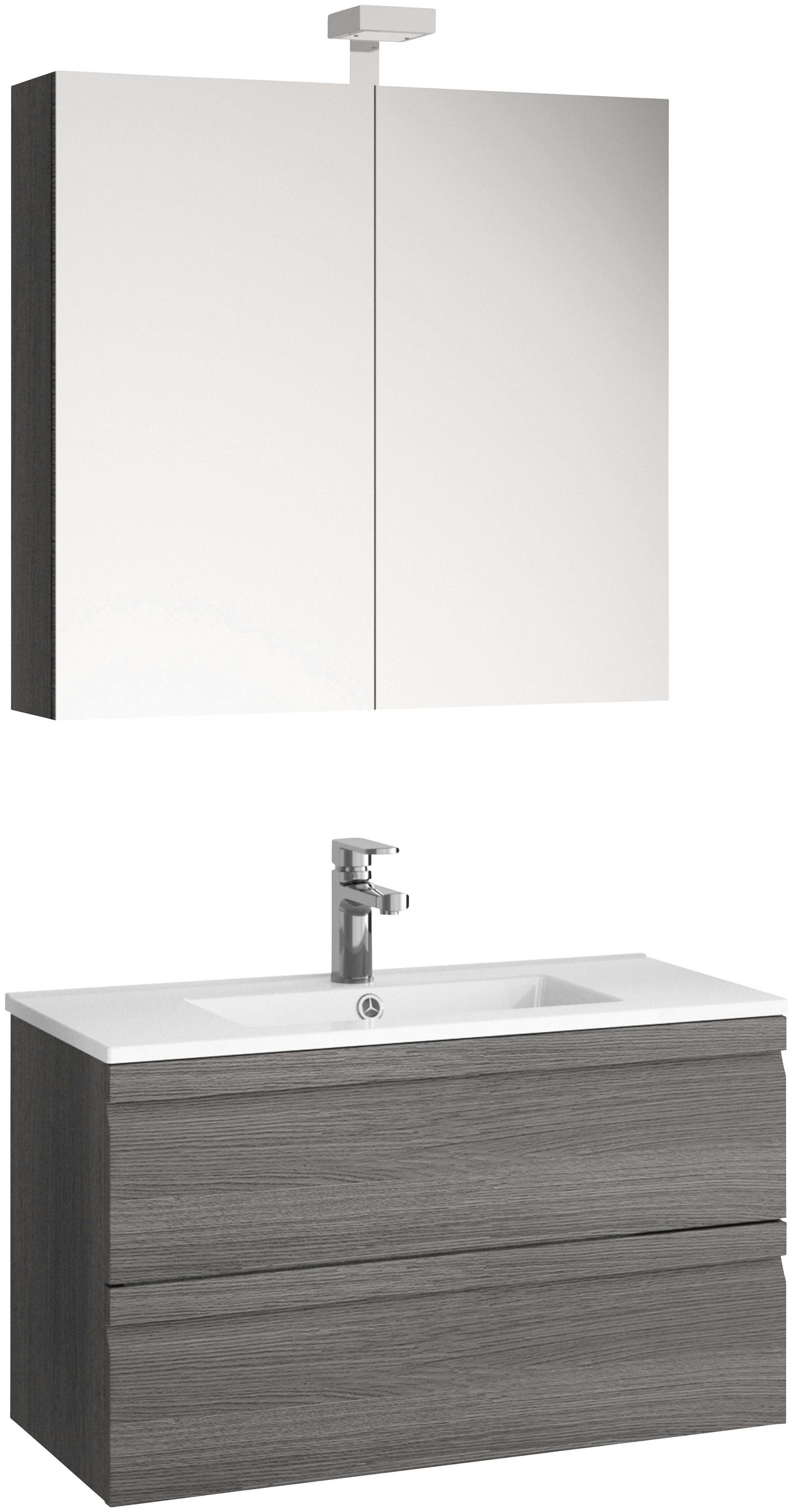 Schön Badmöbel Set Julia Bilder - Die Designideen für Badezimmer ...