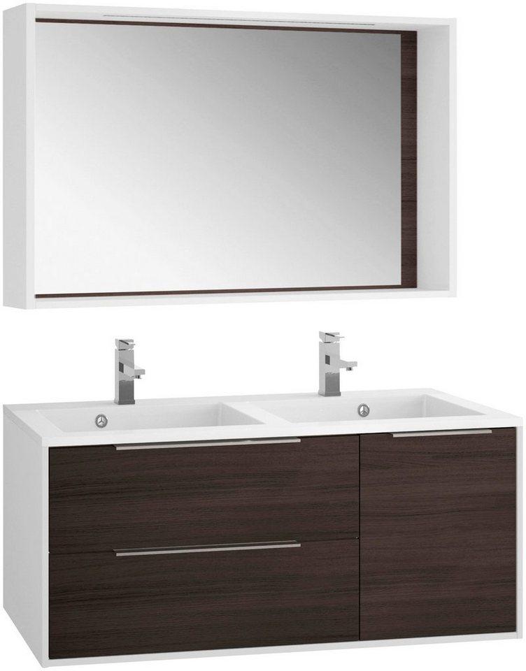 allibert badm bel set edge breite 120 cm 3 tlg. Black Bedroom Furniture Sets. Home Design Ideas