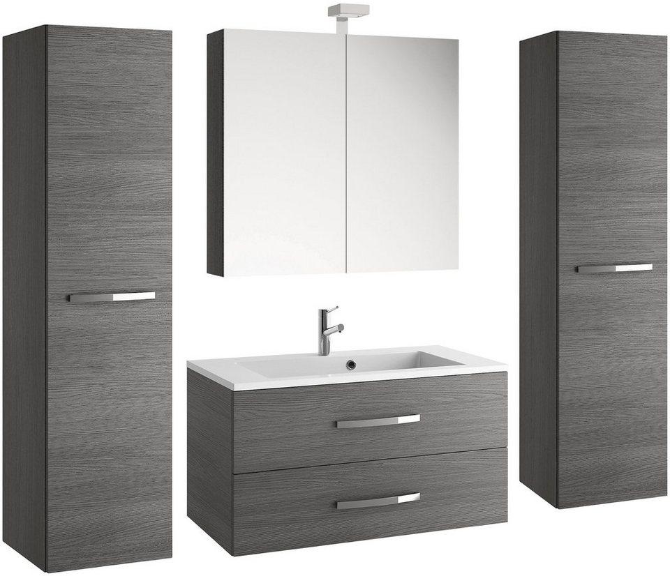 allibert badm bel set adept gesamtbreite 230 cm 5 tlg online kaufen otto. Black Bedroom Furniture Sets. Home Design Ideas
