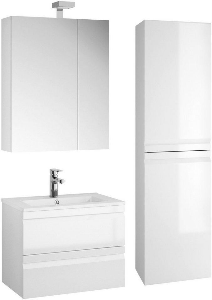 allibert badm bel set accent gesamtbreite 130 cm 4 tlg online kaufen otto. Black Bedroom Furniture Sets. Home Design Ideas