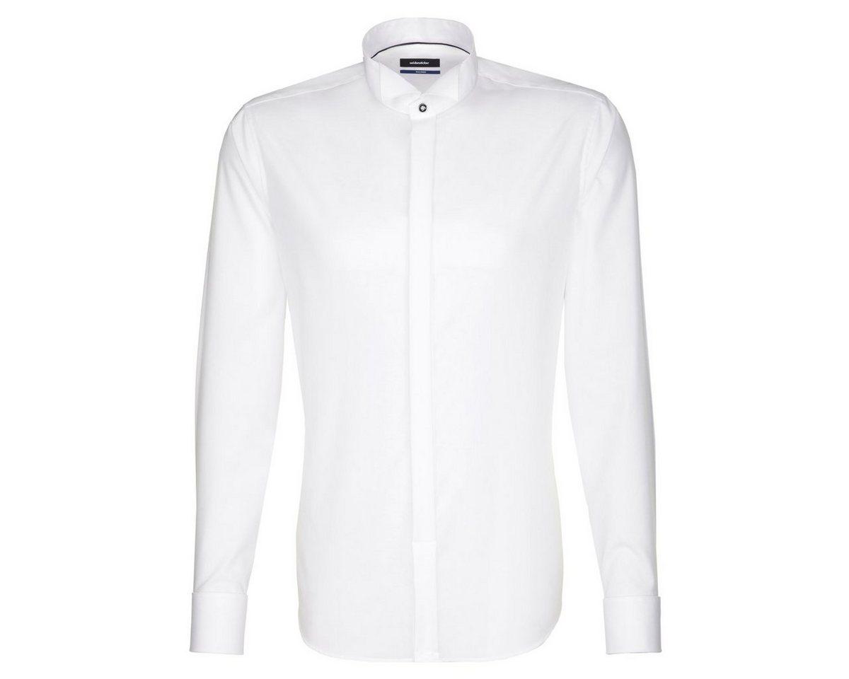 seidensticker Businesshemd »Tailored« Kläppchen-Kragen