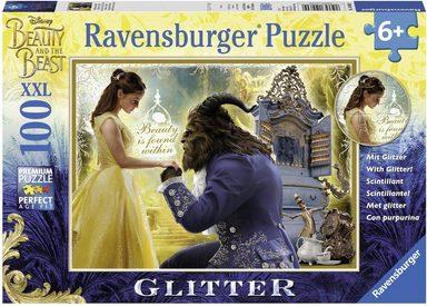 ravensburger puzzle 100 xxl teile die sch ne und das biest belle online kaufen otto. Black Bedroom Furniture Sets. Home Design Ideas