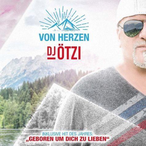 Audio CD »DJ Ötzi: Von Herzen«