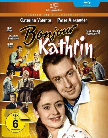 Blu-ray »Bonjour Kathrin«
