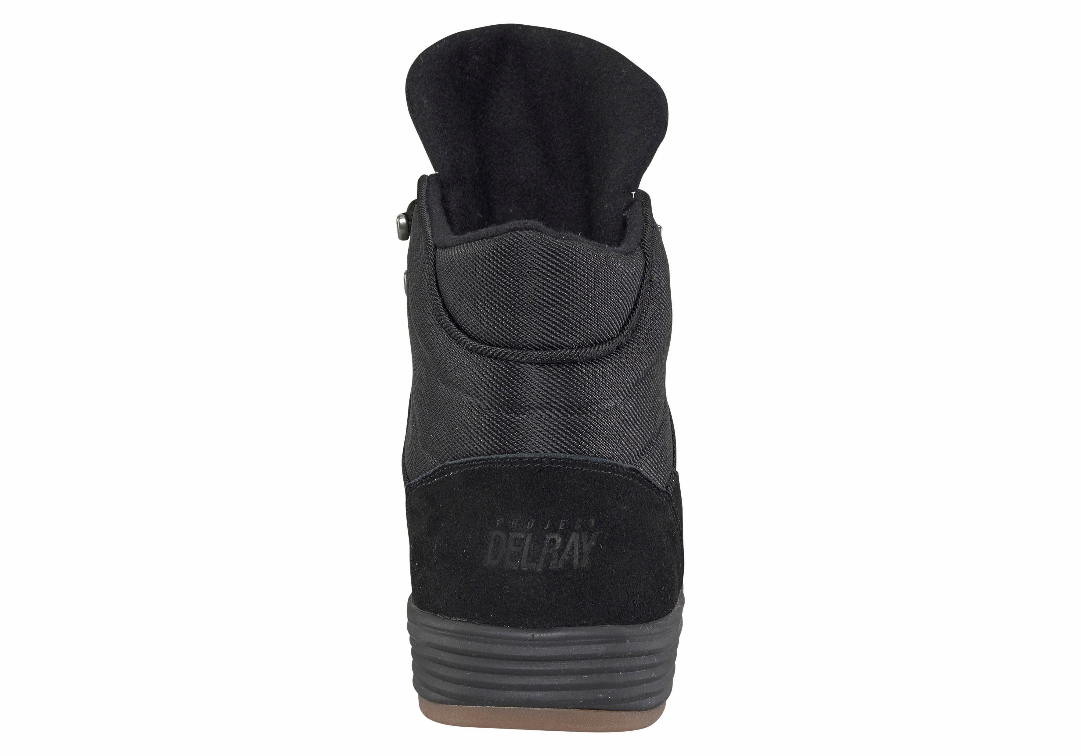 PROJECT DELRAY DLRY250 Men Sneaker online kaufen  schwarz