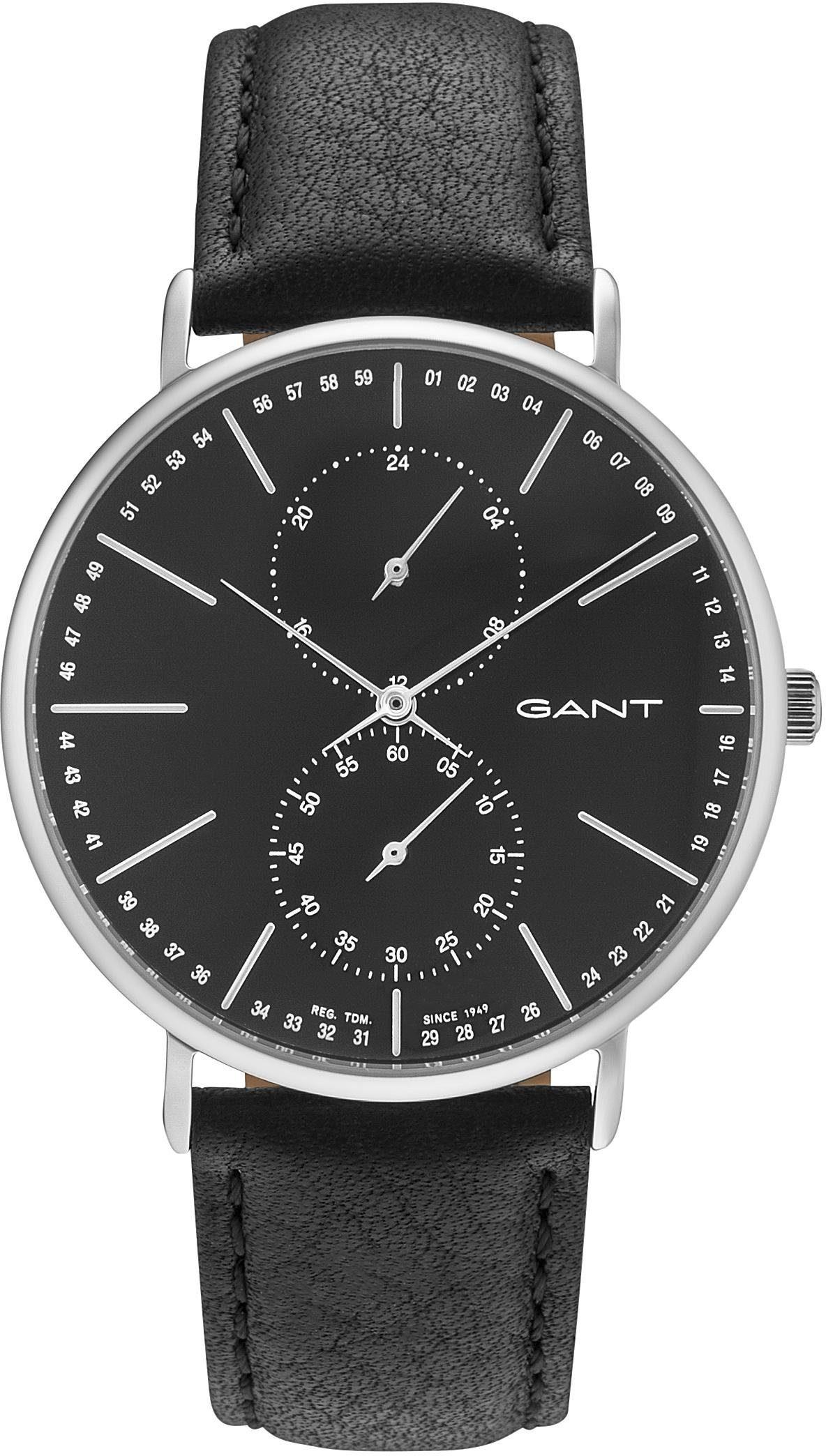 Gant Multifunktionsuhr »WILMINGTON, GT036001«, mit kleiner Sekunde