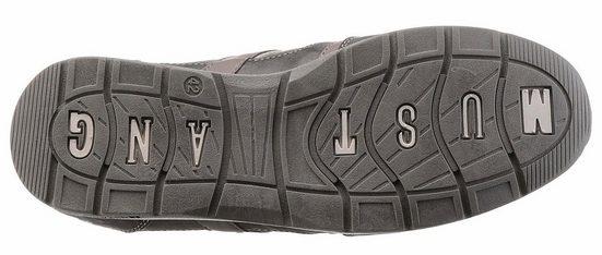 Mustang Shoes Sneaker, mit gepolstertem Schaftrand