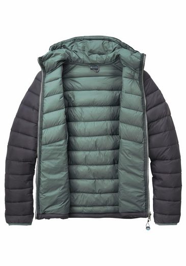 Polarino Quilted Jacket, From The Zip-system-series