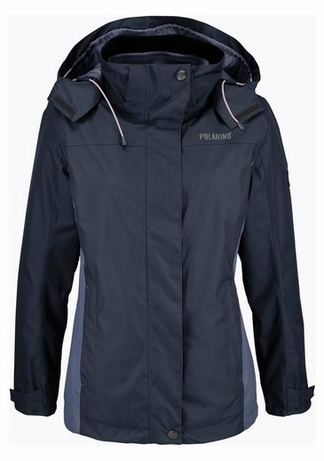 Polarino 3-in-1-Funktionsjacke (Set), inklusive Fleecejacke