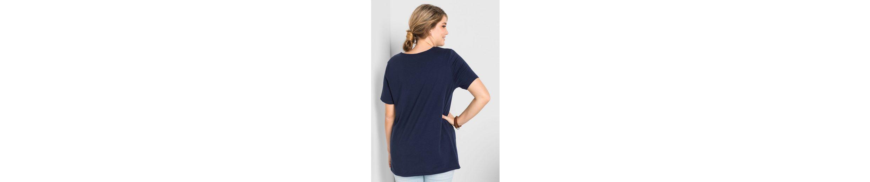 sheego T Shirt Casual T T sheego Casual Frontdruck Shirt Frontdruck mit Casual sheego mit rfrqYZ4w