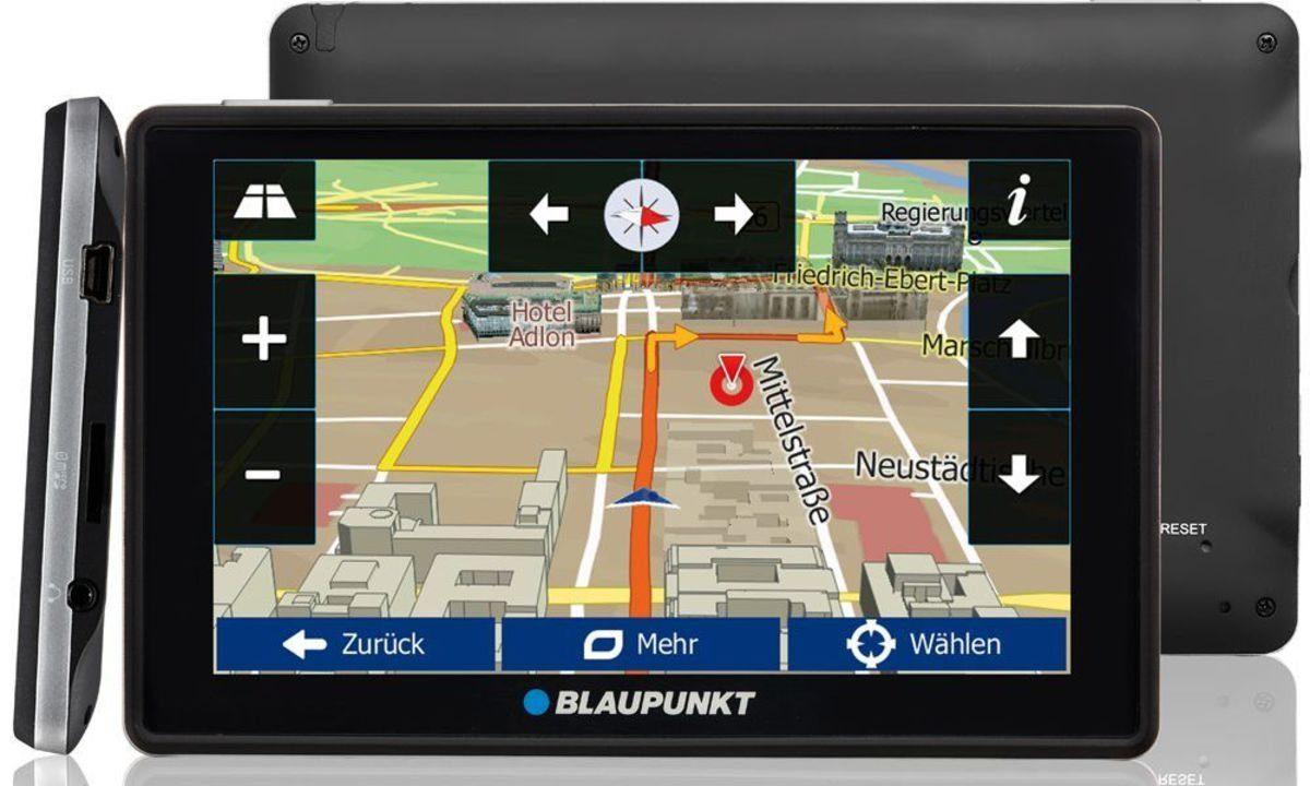 Blaupunkt Navigationsgerät »Travelpilot 73² EU LMU«