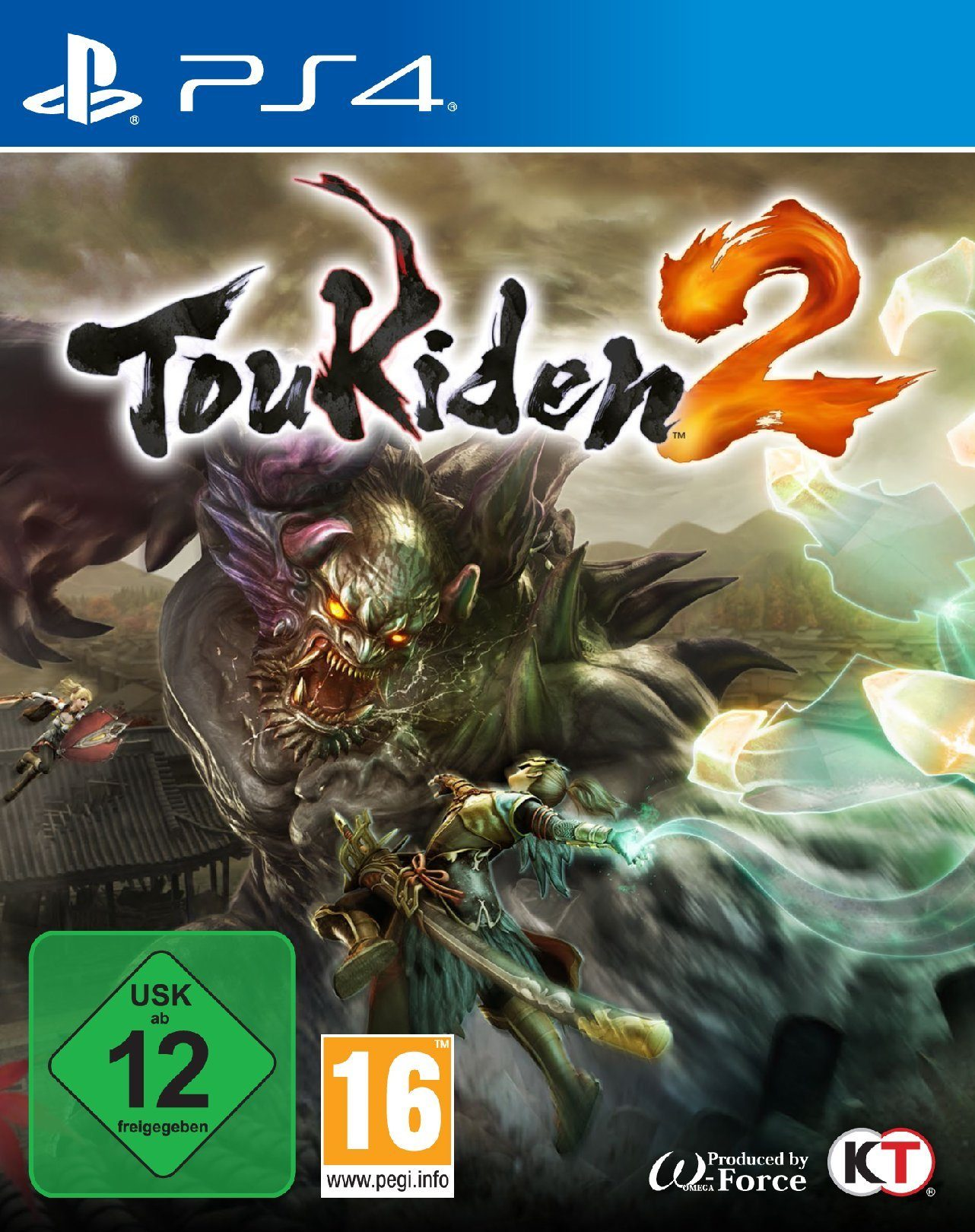 Koch Media Toukiden 2 »PS4«
