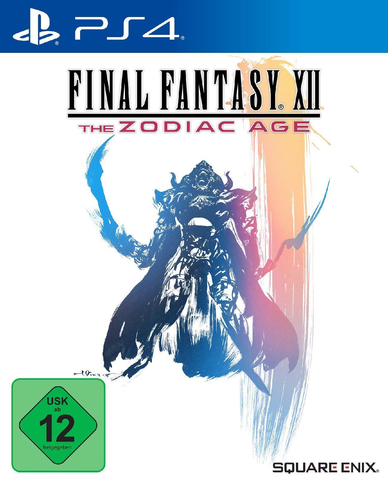 SquareEnix Final Fantasy XII: The Zodiac Age »PS4«