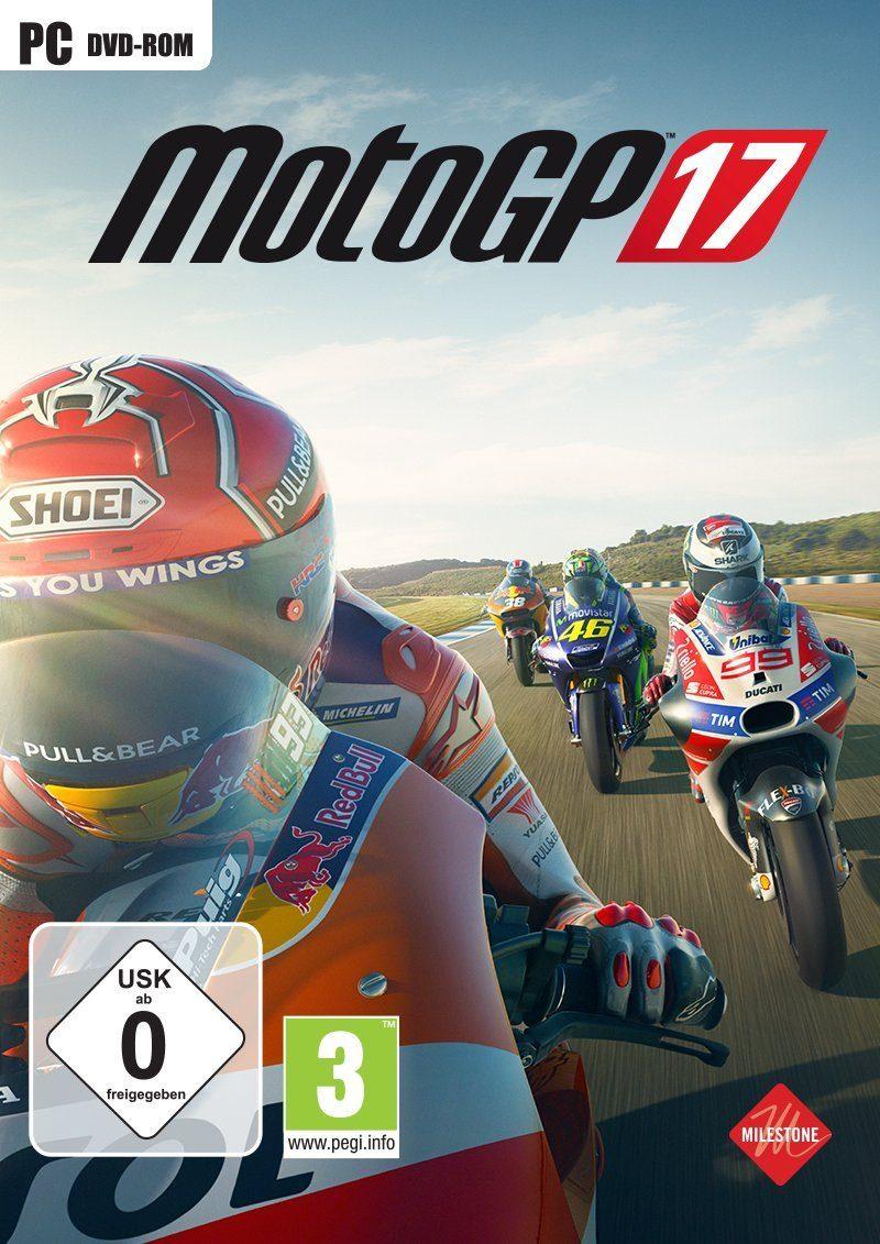 Bandai Namco MotoGP 17 »PC«