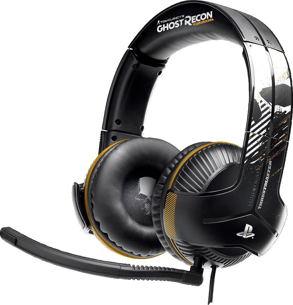 Thrustmaster Headset TM Y350P 7.1 Powered EMEA Ghost Recon Wildlands Edition »PS4«