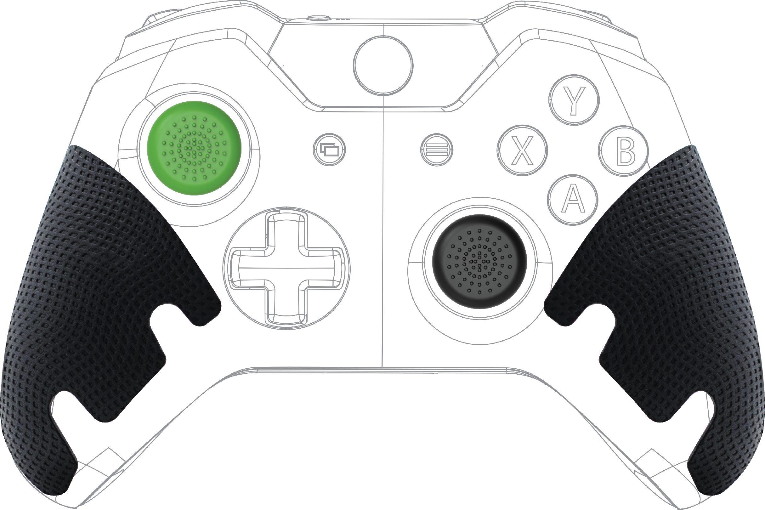 Snakebyte Stick Aufsätze Controller: Kit Pro »XBox One«
