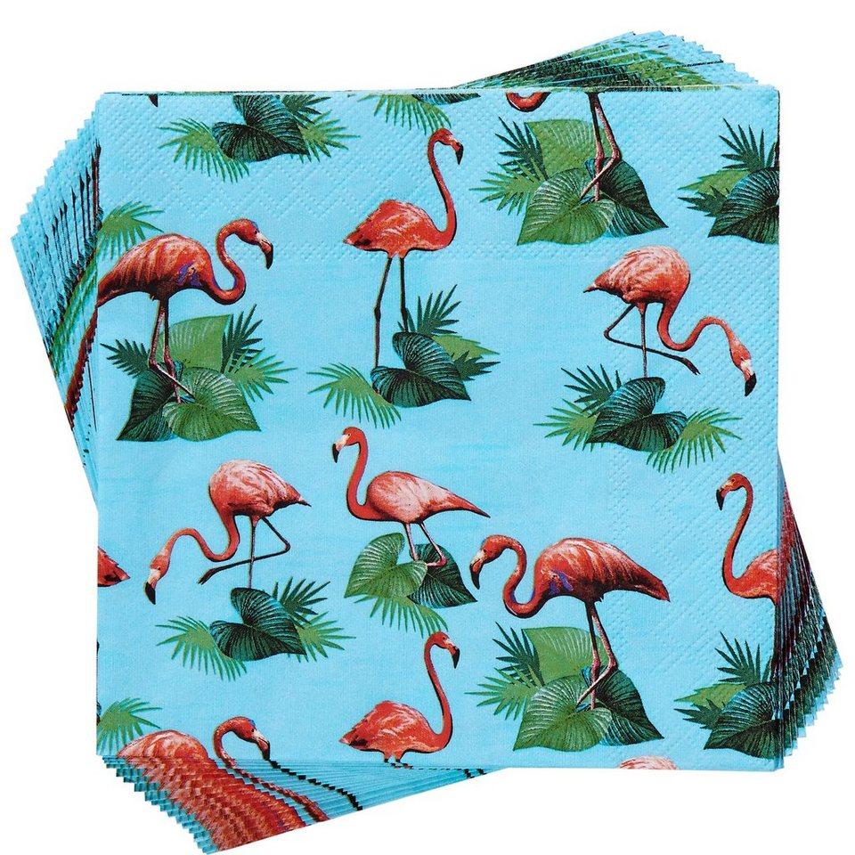 Butlers apr s papierserviette flamingos kaufen otto for Butlers impressum