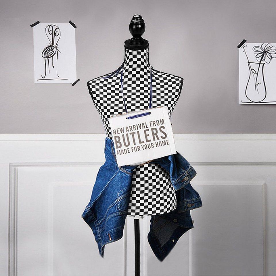 butlers couture schneiderpuppe schachbrettmuster otto. Black Bedroom Furniture Sets. Home Design Ideas