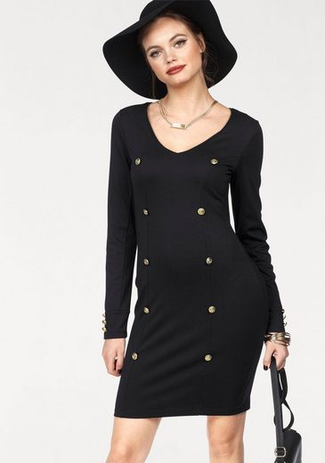 Melrose Jerseykleid, im Uniform-Style