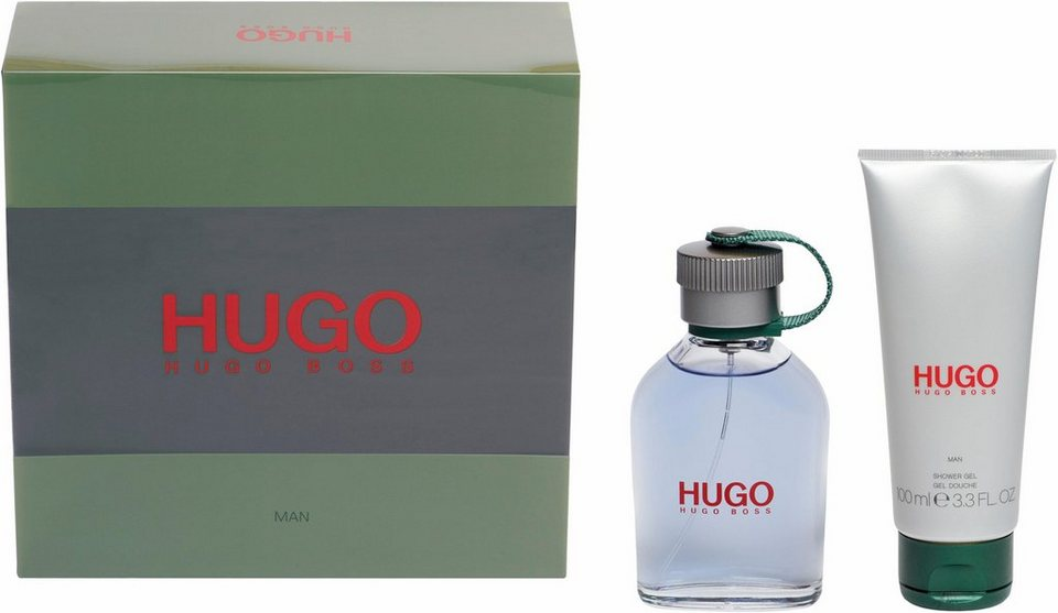hugo boss hugo man duftset 2 tlg kaufen otto. Black Bedroom Furniture Sets. Home Design Ideas
