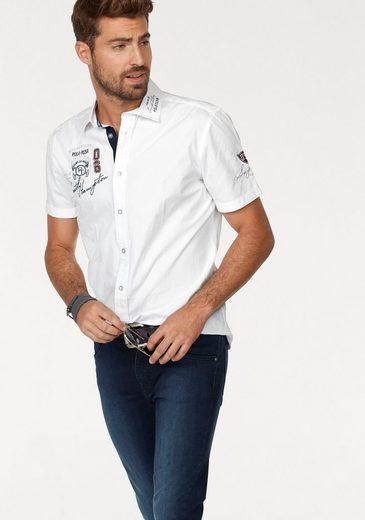 Tom Tailor Polo Team Kurzarmhemd