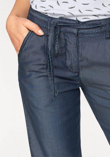 Arizona Bequeme Jeans, aus weich fließender Viscose