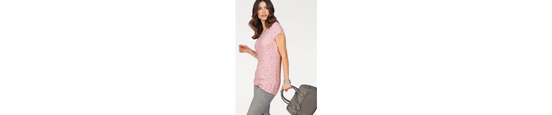 Laura Scott T-Shirt, mit glänzenden Punkten