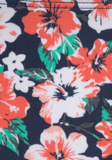 Chiemsee Bügel-Bikini im schönen Blumenprint